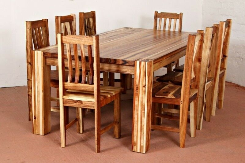 Solid Wooden Furniture: Selecting a Wood for your house – Homes By David  Burns